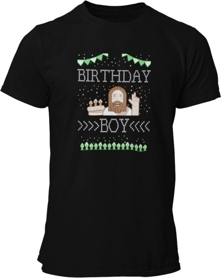 Birthdayboy Ugly Shirt Männer